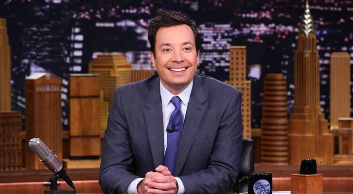 El humorista y presentador Jimmy Fallon