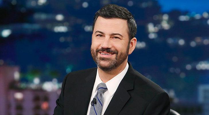 El humorista y presentador Jimmy Kimmel