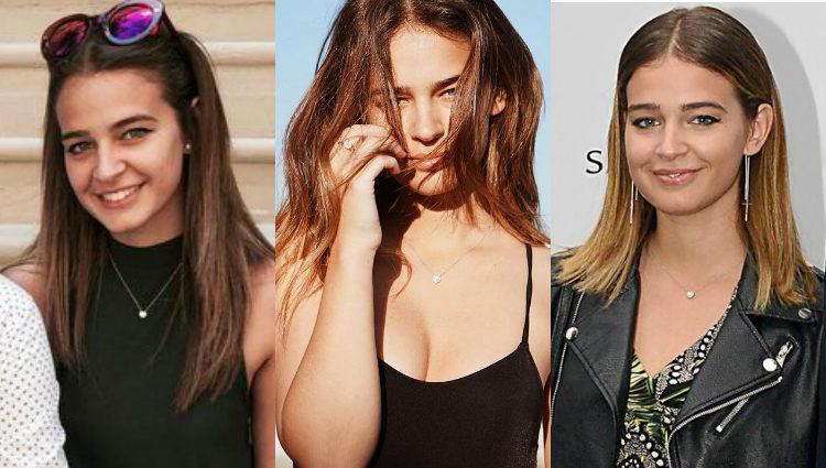La evolución de la imagen de la modelo Laura Escanes