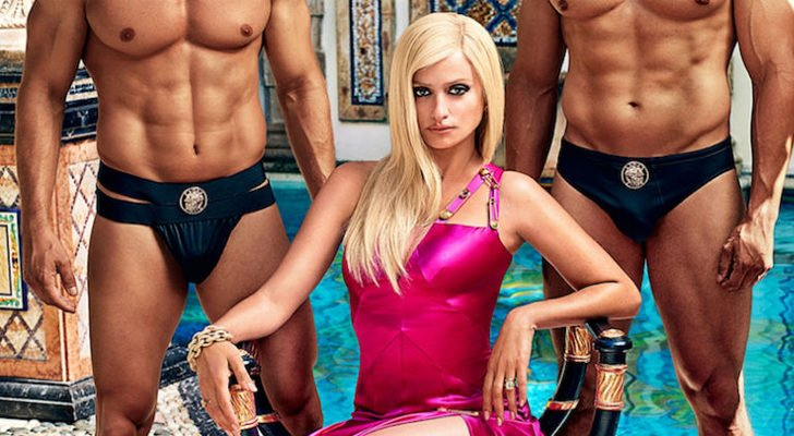 'American Crime Story: The Assassination of Gianni Versace', en FX