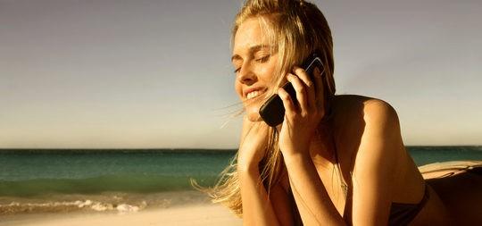 El sexo telefónico es una práctica muy recurrente entre parejas