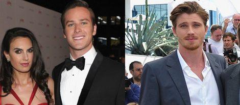 Armie Hammer, Taylor Kitsch o Garrett Hedlund: uno de ellos será Finnick Odair en la película 'En llamas'