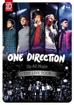 El DVD de One Direction