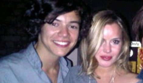 Harry Styles y Caggie Dunlop