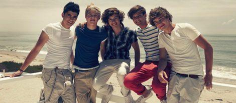One Direction anuncia que su nuevo álbum, 'Take Me Home', se publicará en España el 13 de noviembre