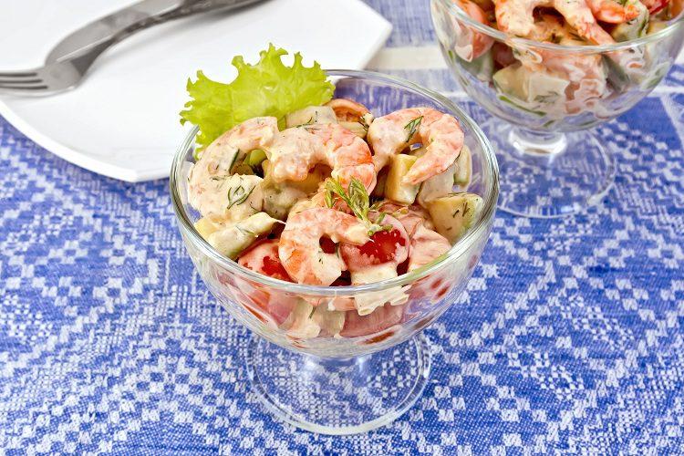 C ctel de marisco para navidad bekia cocina - Coctel de marisco ingredientes ...