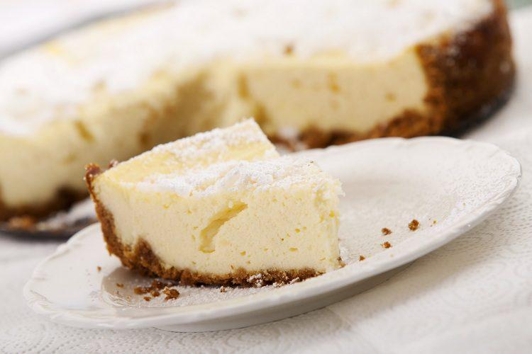 Después de alrededor de dos horas ya tendremos lista nuestra tarta de queso