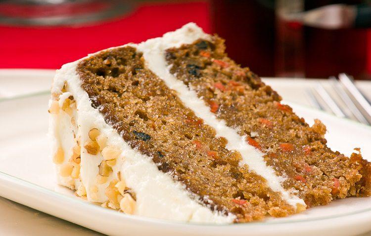 Cuando veas que la tarta está hecha puedes sacar del horno y dejar enfriar