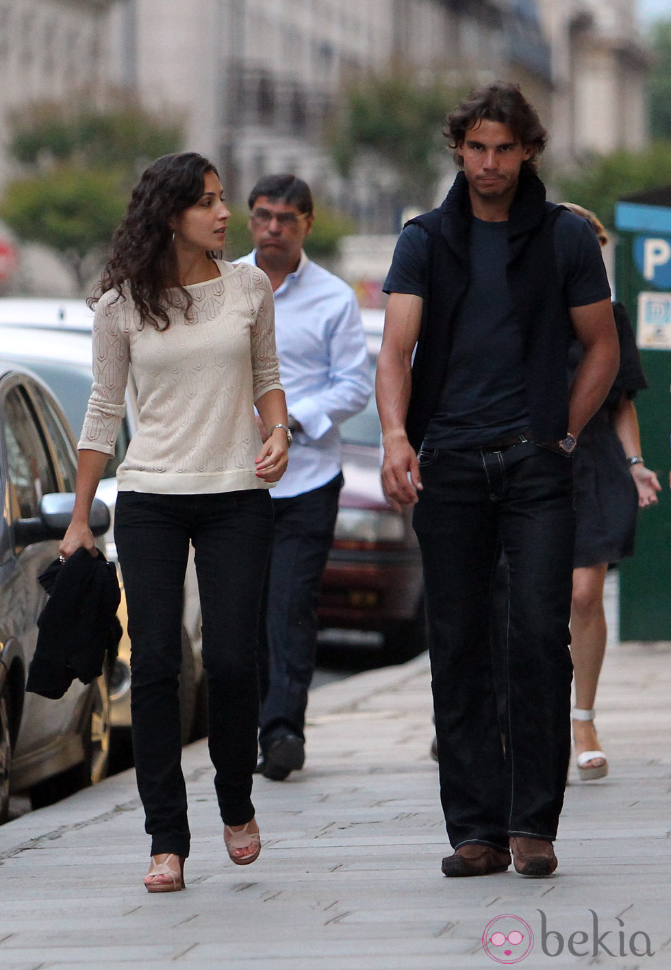 Xisca on Pinterest | Rafael Nadal, Girlfriends and French Open
