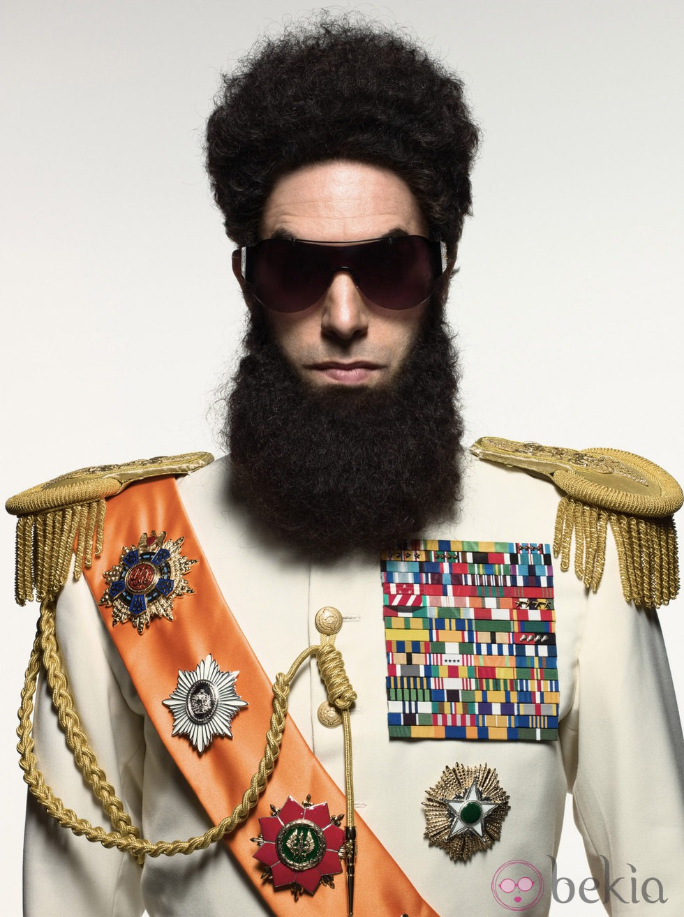 Sacha Baron Cohen presenta a 'El Dictador', su nuevo personaje 776_sacha-baron-coen-en-el-dictador