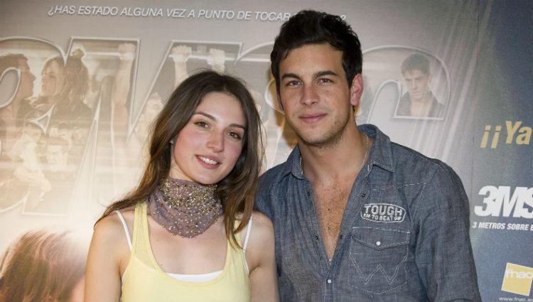 Mario Casas y María Valverde