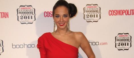 Tulisa Contostavlos en los premios 'Mujer del Año' Cosmopolitan 2011