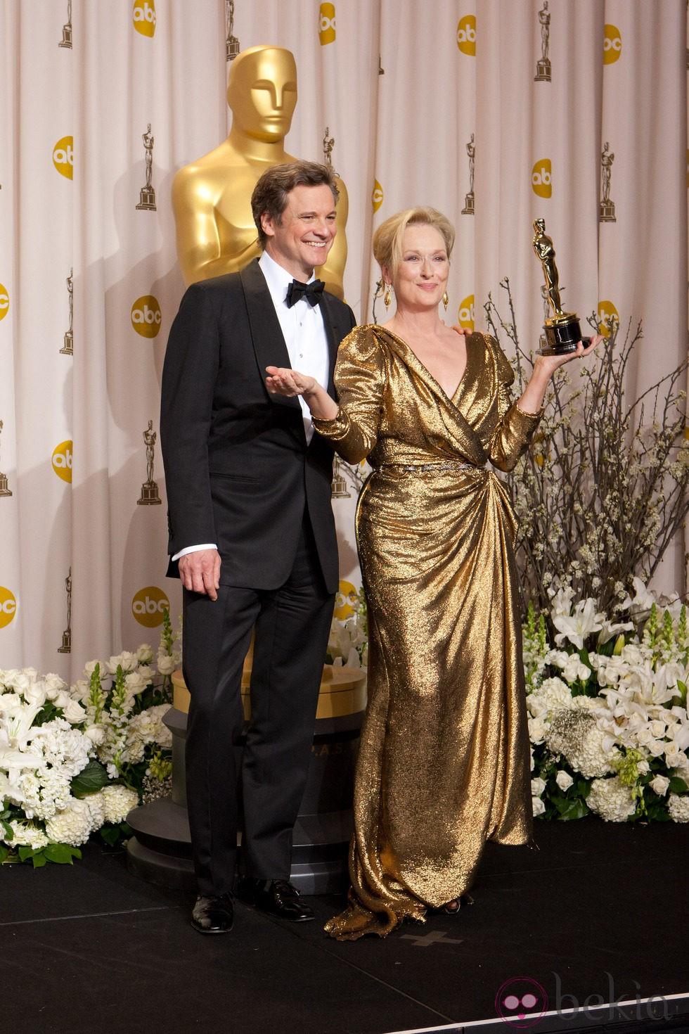 Meryl Streep 2012 Osca...