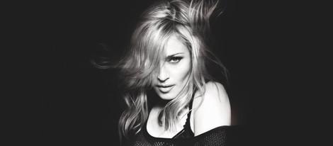 Madonna en una imagen de la sesión de fotos para su disco 'M.D.N.A'