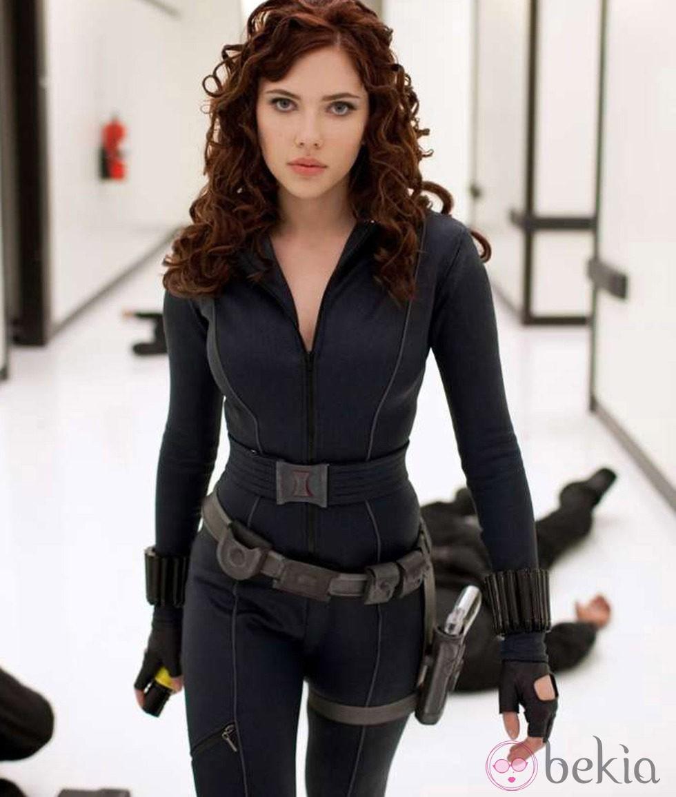 Los Vengadores 3 ¿Qué futuro le espera a Scarlett Johansson?