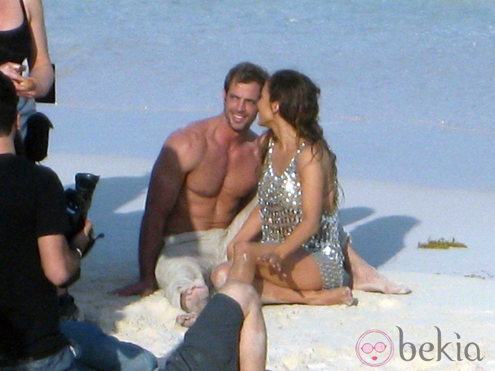 William Levy and Jennifer Lopez
