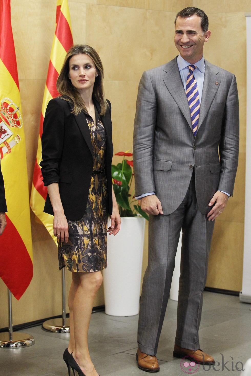 Príncipes de Asturias: visita de 2 días a Girona 24071_principes-felipe-letizia-girona