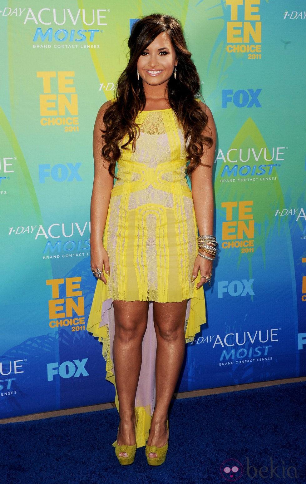 Teen choie awards 2011