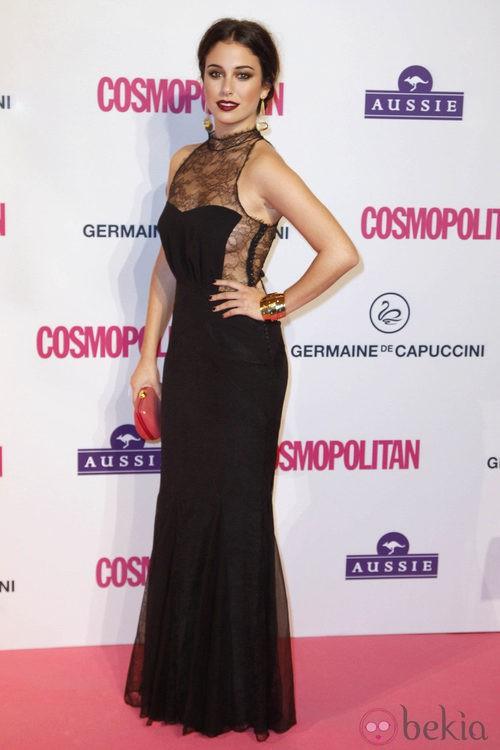 Blanca Suárez en los Premios Cosmopolitan Fun Fearless Female 2012