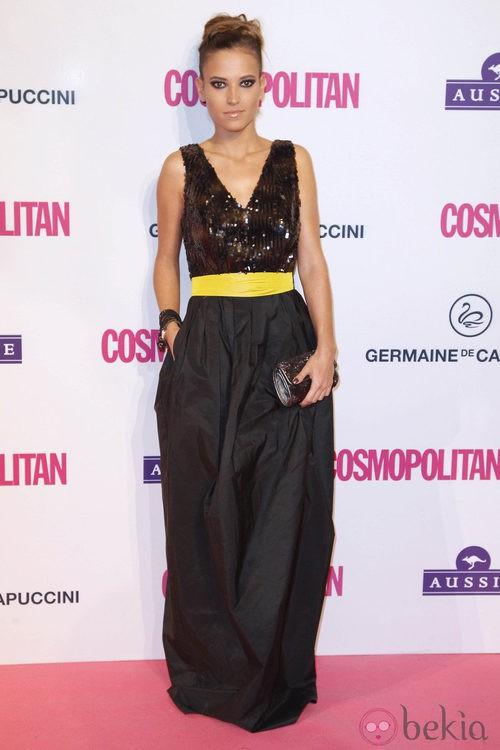 Ana Fernández en los Premios Cosmopolitan Fun Fearless Female 2012
