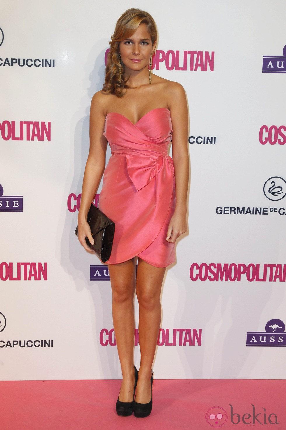 Natalia S 225 Nchez En Los Premios Cosmopolitan Fun Fearless