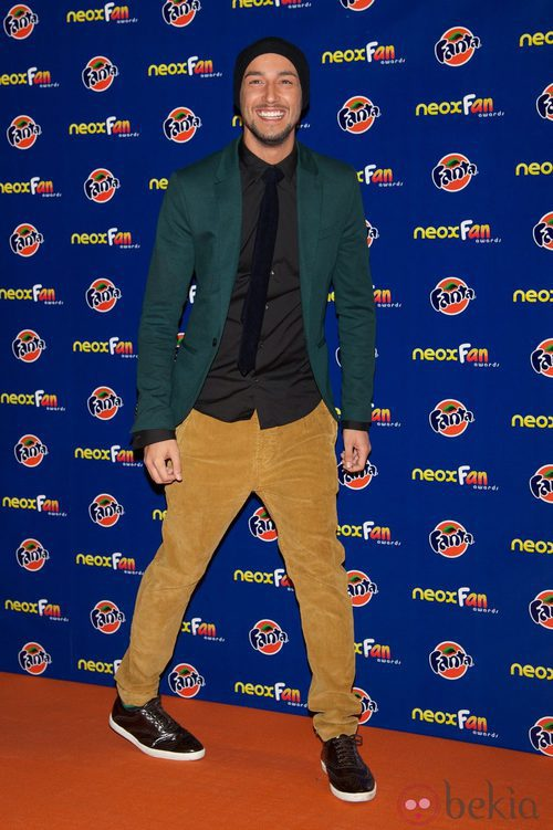 Jadel en los Neox Fan Awards 2012