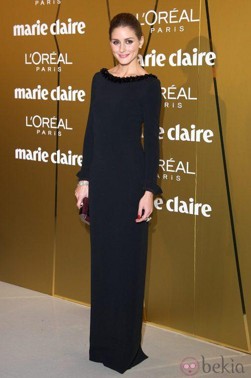 Olivia Palermo en los Premios Prix de la Moda de Marie Claire 2012