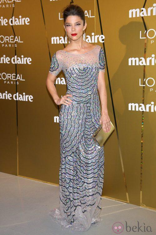 Juana Acosta en los Premios Prix de la Moda de Marie Claire 2012