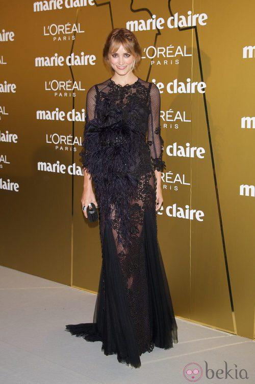 Alba Carrillo en los Premios Prix de la Moda de Marie Claire 2012