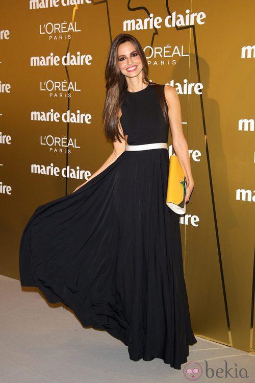 Ariadne Artiles en los Premios Prix de la Moda de Marie Claire 2012