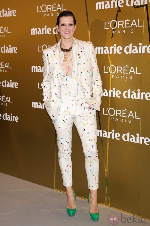 Bimba Bosé en los Premios Prix de la Moda de Marie Claire 2012