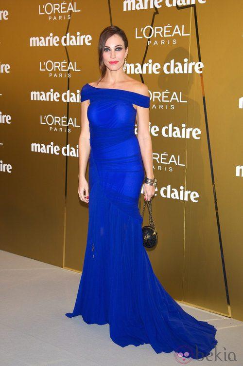 Nerea Garmendia en los Premios Prix de la Moda de Marie Claire 2012