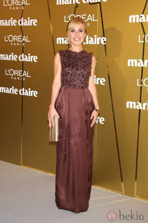 Cayetana Guillén Cuervo en los Premios Prix de la Moda de Marie Claire 2012