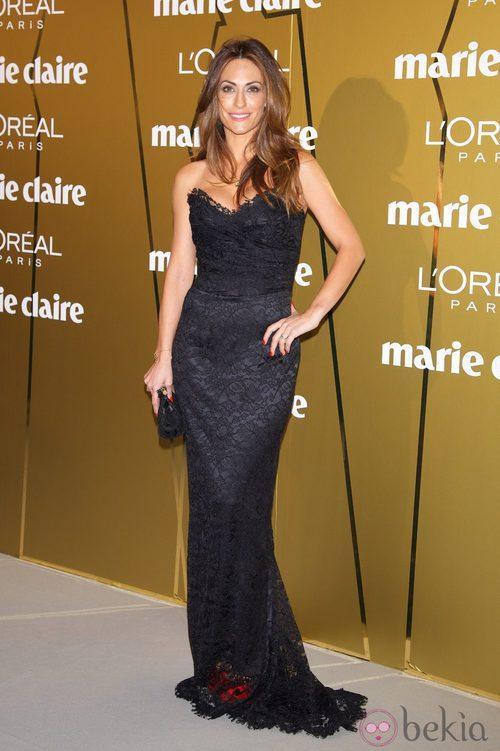 Nagore Aramburu en los Premios Prix de la Moda de Marie Claire 2012