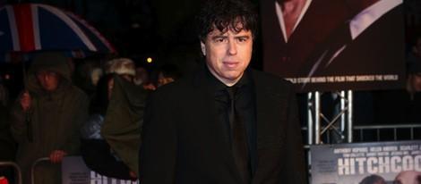 Sacha Gervasi en el estreno de 'Hitchcock' en Londres