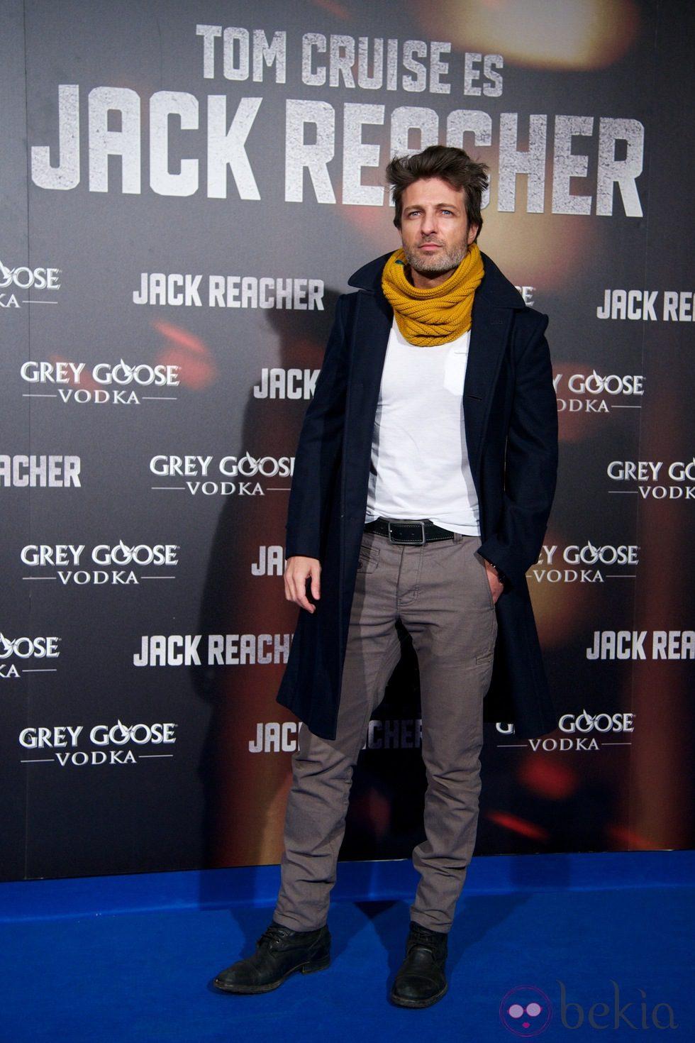 Jes s olmedo en el estreno de 39 jack reacher 39 en madrid - Madrid olmedo ...
