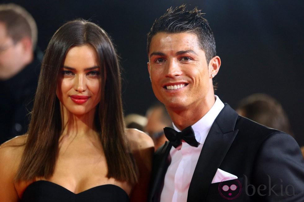 Cristiano Ronaldo: Todavía no hay boda con Irina Shayk