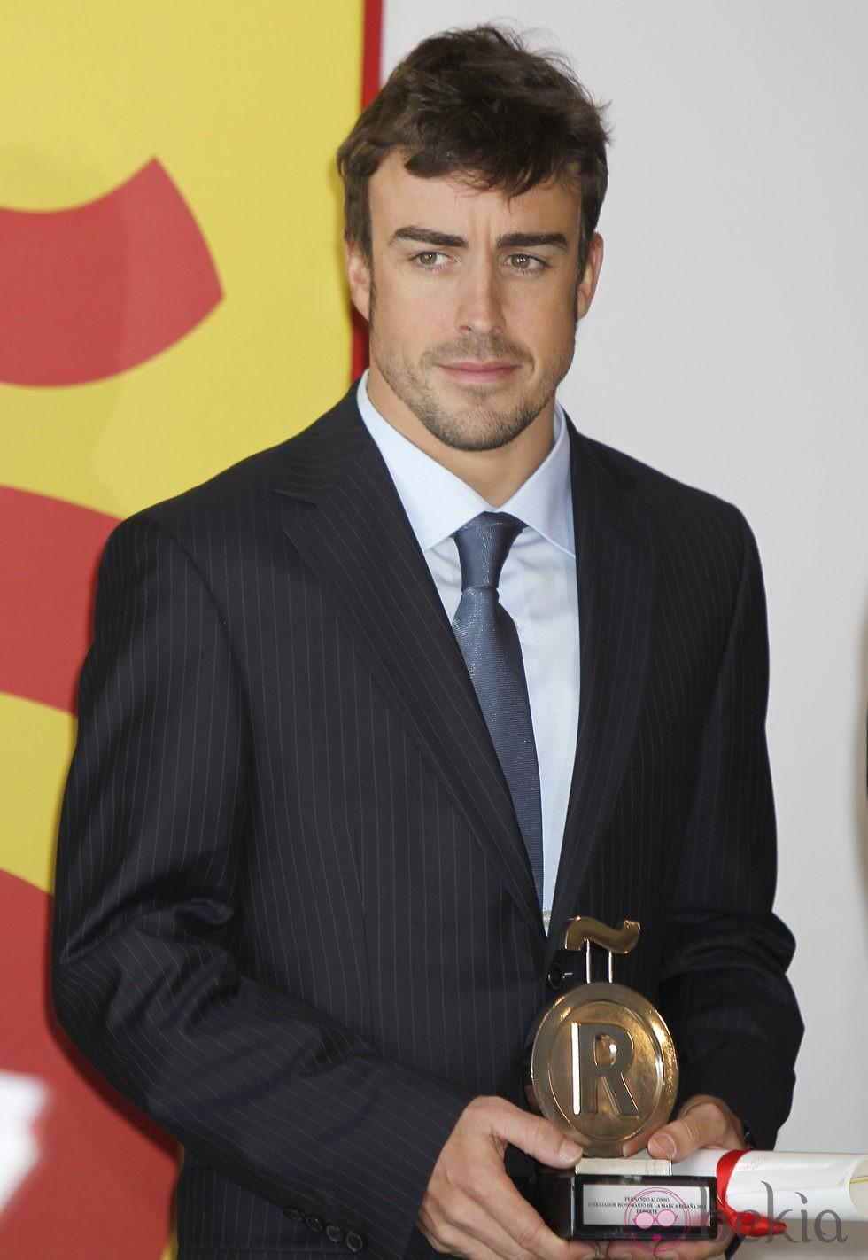fernando alonso embajador marca espana