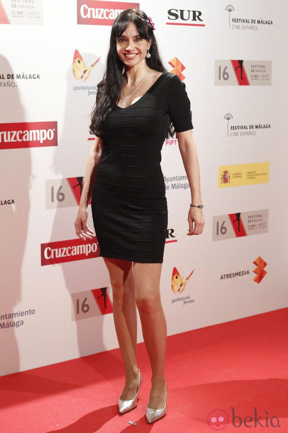 Beatriz Rico En La Presentaci 243 N Del Festival De M 225 Laga