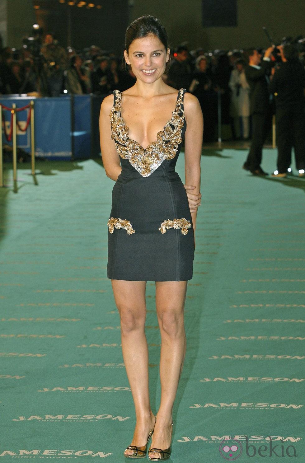 entrega premios goya 2007: