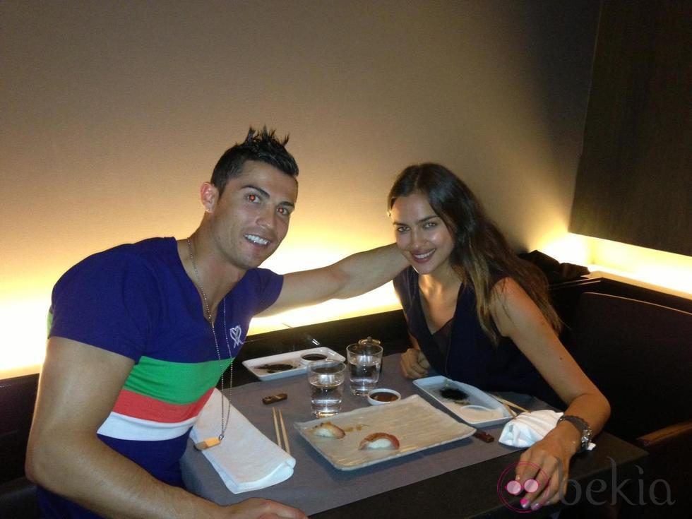 Cristiano Ronaldo And Irina Shayk 2013 Cristiano Ronaldo e Irina