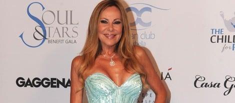 Ana Obreg N En La Soul Stars Gala Marbella