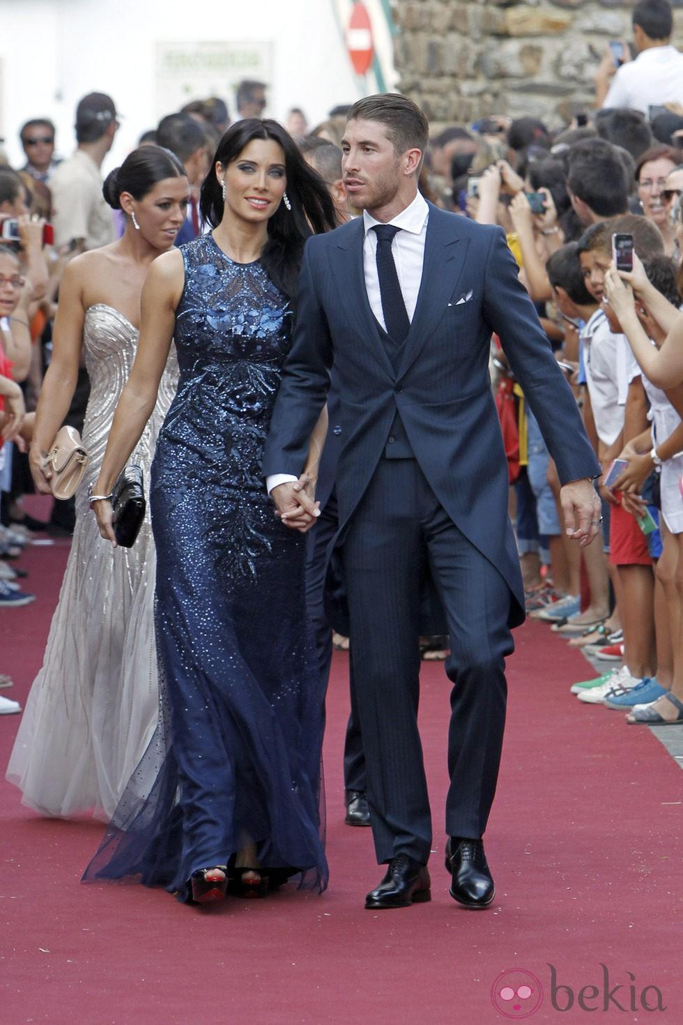 Pilar Rubio Y Sergio Ramos 2013 Sergio Ramos y Pilar R...