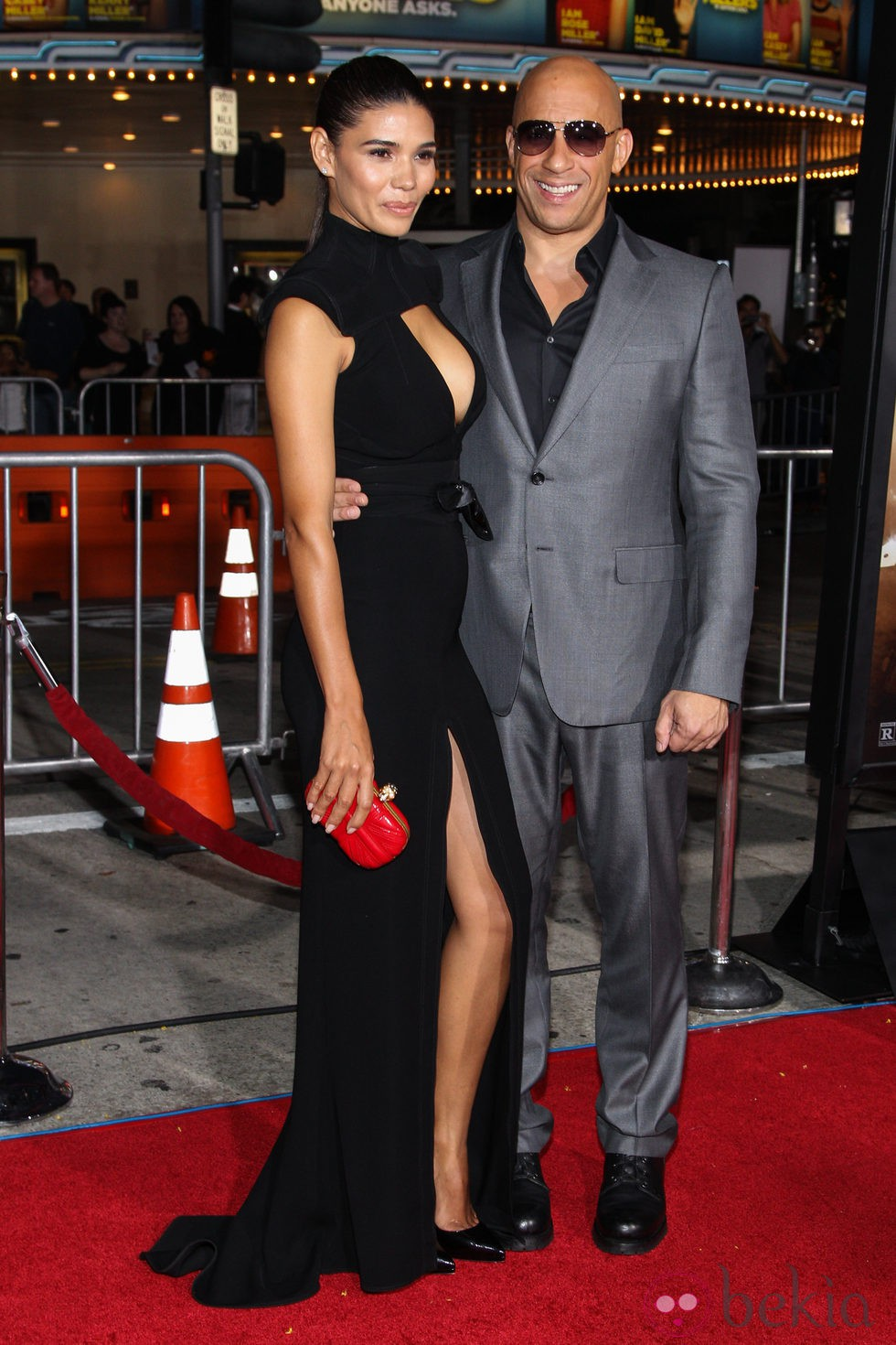Paloma Jimenez And Vin Diesel 2013 | Autos Weblog