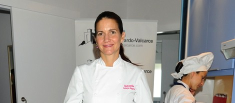 Samantha vallejo n jera ense a trucos de cocina a los - Carmen pardo valcarce ...