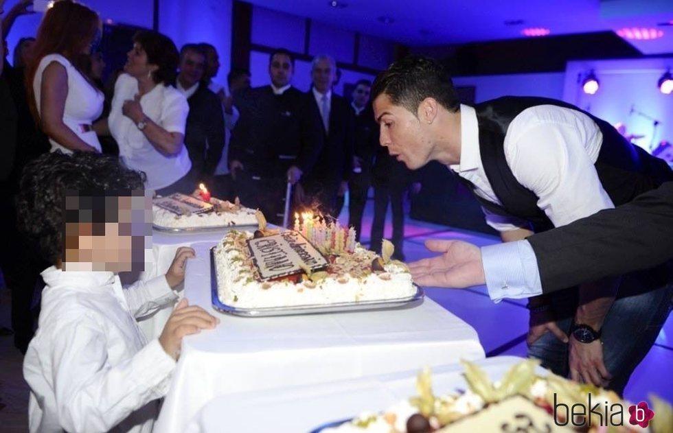 Madre Del Hijo de Cristiano Ronaldo Cristiano Ronaldo Con su Hijo