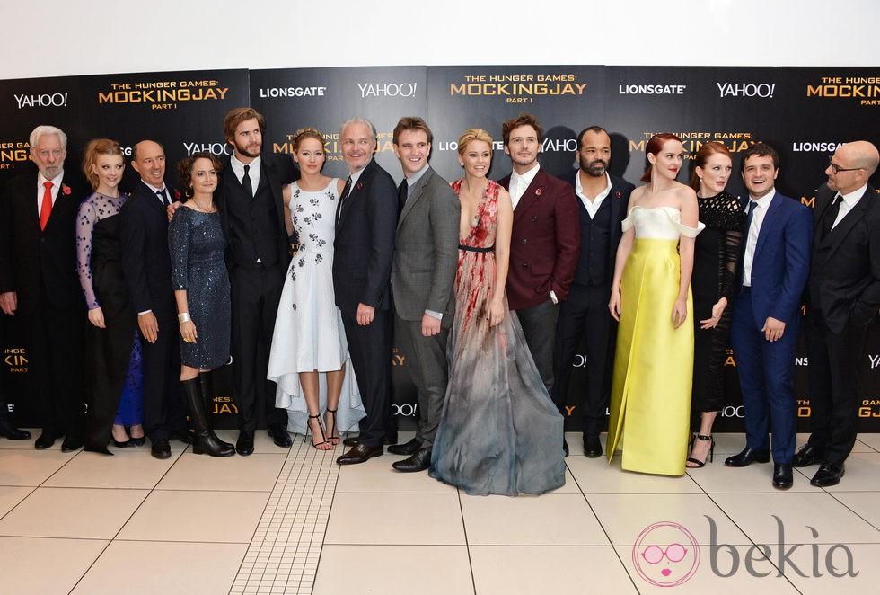 Actores de la p... Jena Malone Hunger Games Premiere