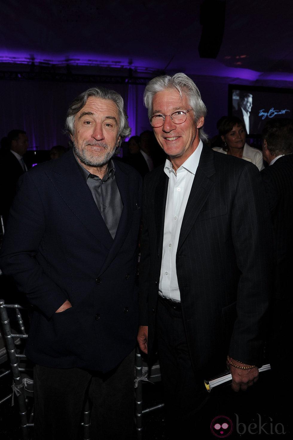 Robert De Niro y Richa...