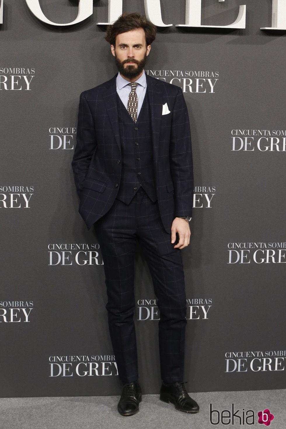 Enrique sol s en el estreno de 39 cincuenta sombras de grey - 50 sombras de grey en espana ...