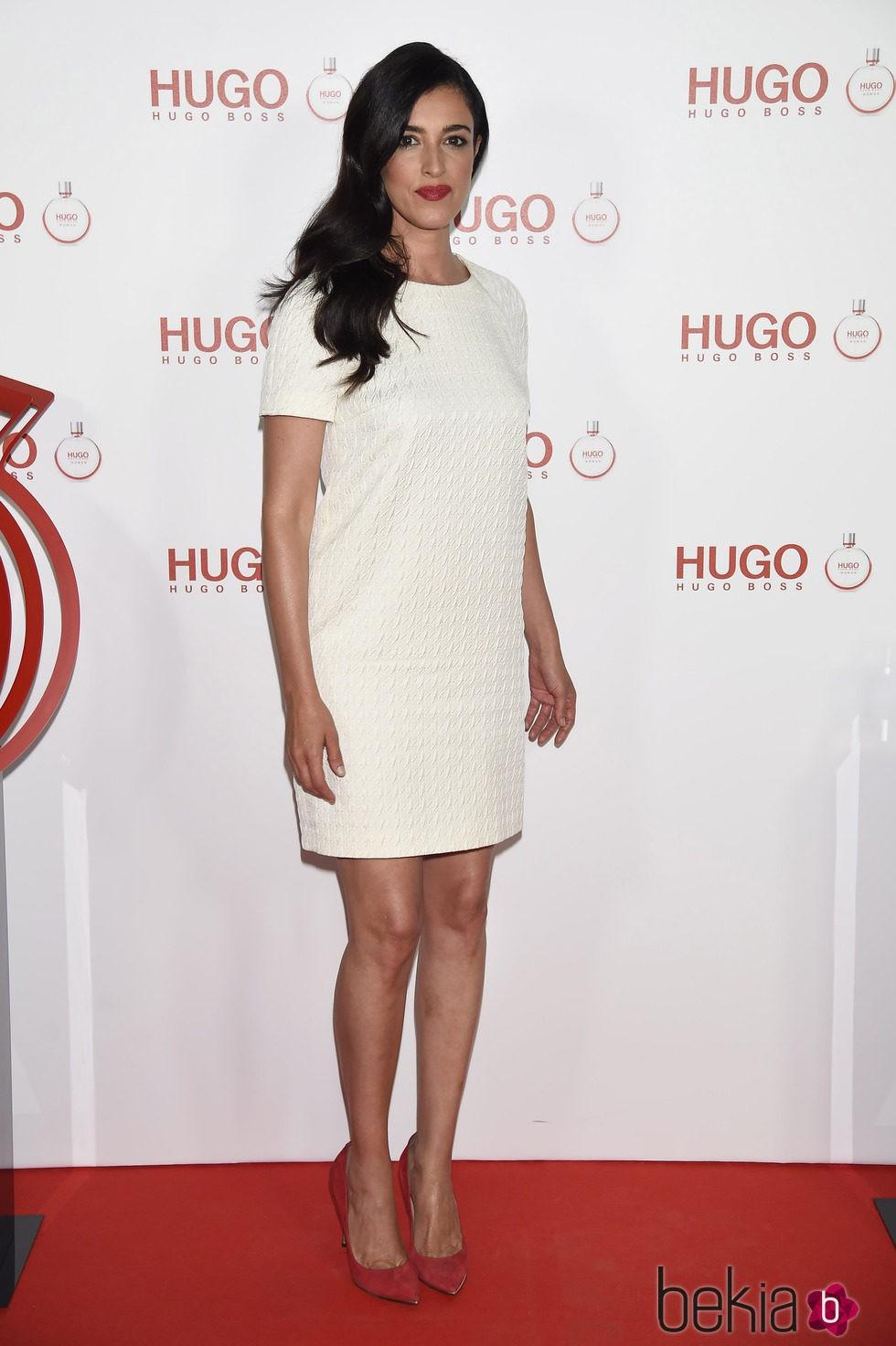 Blanca romero en la presentaci n del perfume 39 hugo woman for Blanca romero velvet